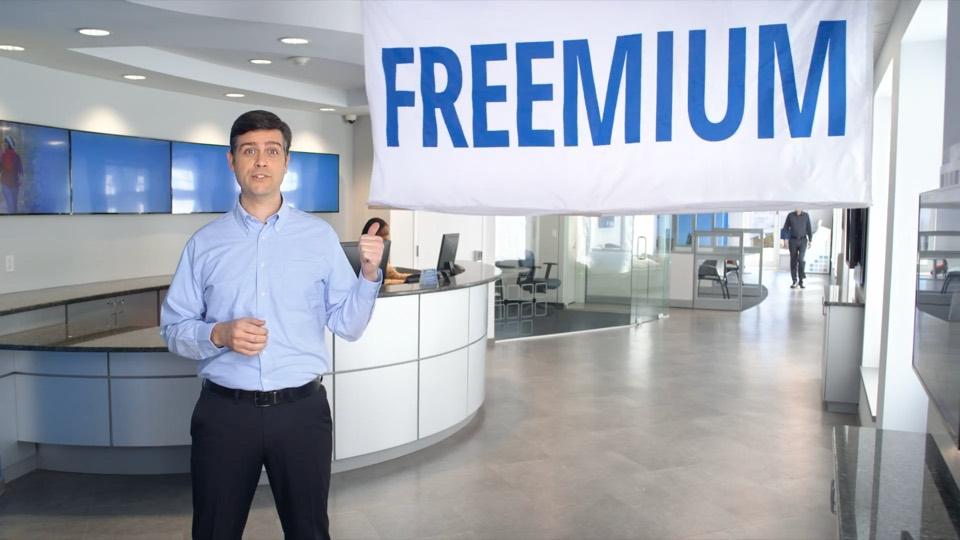 NEFCU Freemium TV Spot