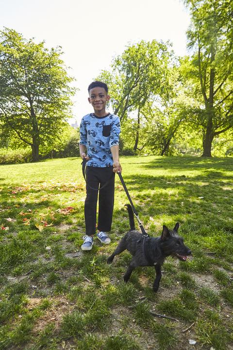 Bigbuzz and Garanimals Run Wild in Central Park