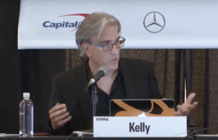 Industry Icons Elon Musk, Mark Cuban and...Bigbuzz's Kevin Kelly Speak at SXSW!