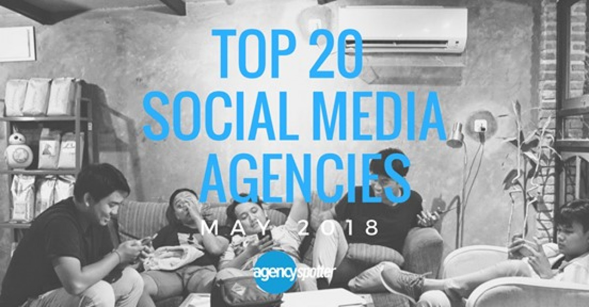 Bigbuzz Named #1 Social Media Marketing Agency